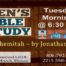 Men's Tuesday Morning Bible Study, The Shemitah by Jonathan Cahn | Oakwood United Methodist Church, Lubbock Texas | The Mystery of the Shemitah Updated Edition: The 3,000-Year-Old Mystery That Holds the Secret of America's Future, the World's Future...and Your Future!